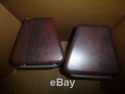 Tannoy 633 Rosewood Plus Floor Standing Speakers-from HiFi Packaging Ltd
