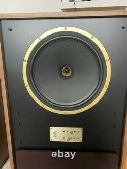 Tannoy Arden floor standing speakers 1 year old, lightly used Mint