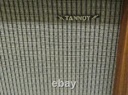 Tannoy Chatsworth Monitor Gold LSU/HF/12/8 stereo HiFi speakers ideal audio