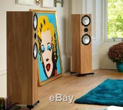 Tannoy Mercury 7.4 Speakers Pair Best Floor Standing Home High B-Grade RRP£499