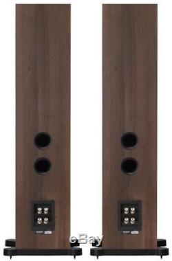 Tannoy Mercury 7.4 Speakers Pair Floorstanding Full Tower Best Home RRP £499