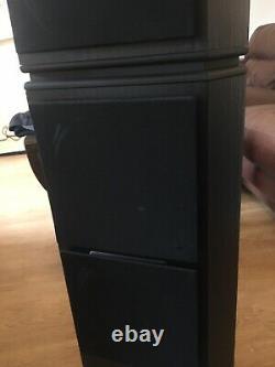 Tannoy QA 615 floor standing vintage speakers (pair)