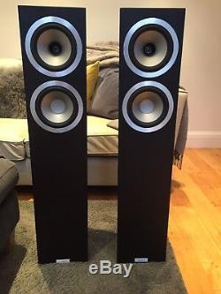 Tannoy Revolution DC6T HiFi Floorstanding Speakers Great Condition