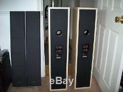 Technics SB-T200 Mint Floor Standing Speakers