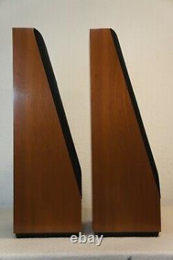 Thiel Cs 1.5 Floorstanding Speakers With Original Owner Manual + Shipping Boxes