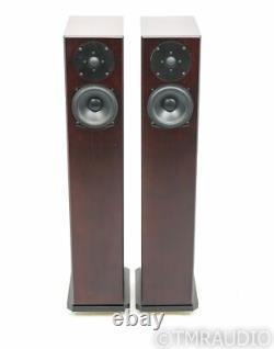 Totem Sttaf Floorstanding Speakers Mahogany Pair