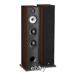 Triangle Borea BR08 Hi-Fi Floor Standing Speaker Walnut Single Speaker