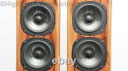 Vienna Acoustics Mozart Floor Standing Speakers Audiophile