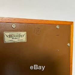 Vintage 1970s Tannoy Chatsworth Floorstanding Hifi Speakers with Monitor HPD/315/8