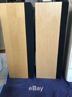 Vintage Hales Design Groups Revelation Two High End Floorstanding Speakers + Box