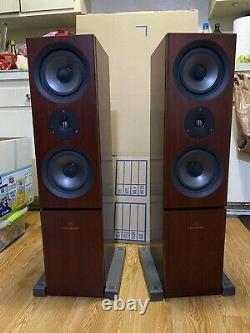 Vintage Linn Keilidh speakers Audiophile Quality Made in UK