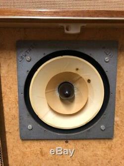 Vintage Lowther P6M Acousta Floorstanding Hifi System Loud Speaker Loudspeaker