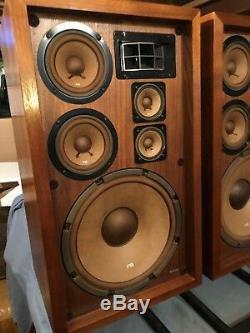 Vintage Pioneer CS-88A 4-Way 6-Speaker Floor Standing Speakers Near Mint