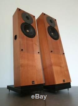 Vintage Royd Audio Minstrel Floorstanding Stereo Speakers / Rare / NAIM /