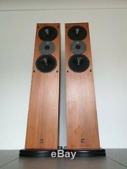Vintage Royd Doublet Main Stereo Speakers / Floorstanding / Rare / Walnut / HIFI