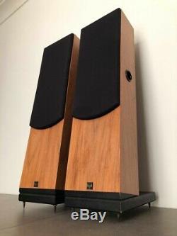 Vintage Royd Minstrel Stereo Floorstanding Speakers / HIFI / NAIM / RARE