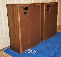 Vintage Sansui SP-X8 Floor Standing Hi-Fi Tower Home Audiophile Speakers
