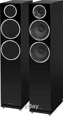 Wharfedale 230 Floor Standing Speakers Audiophile High-end Towers Large Sound