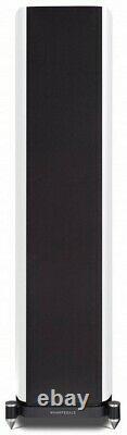 Wharfedale Evo 4.3 Speakers PAIR Black Floor Standing Loudspeakers 3 Way