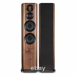 Wharfedale Evo 4.4 Loudspeakers PAIR Floorstanding Best Speaker Ribbon Tweeter