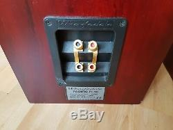 Wharfedale Floor Standing Speakers 5.1 Surround Sound PACIFIC PI 10 Rosewood
