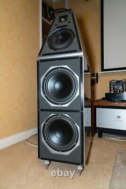 Wilson Audio WATT/Puppy 5.1 Floorstanding Speakers with Original Box & Manual