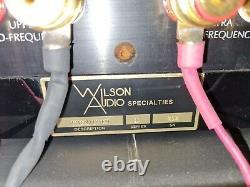 Wilson Audio X1- Grand Slamm Series 2 Floor Standing Audiophile Speakers