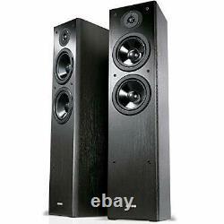 Yamaha NSF51 Floorstanding Speakers Black