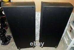 (single) Paradigm Reference Studio 60 V. 4 Floorstanding Speaker Read